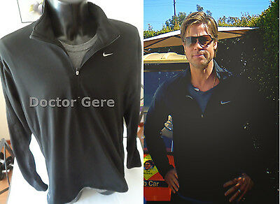 Original Jacket and LnA T-Shirt worn by Brad Pitt in Moneyball (2011) with COA