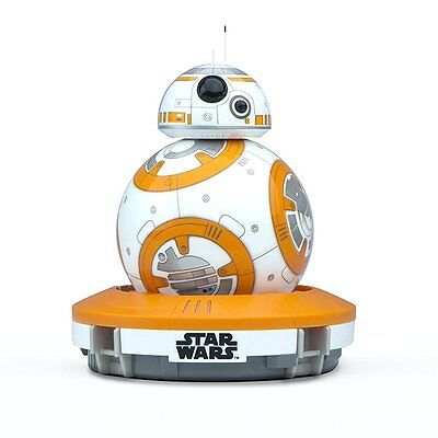 BRAND NEW SEALED Sphero Star Wars BB-8 App Controlled Robot Enabled Droid BB8