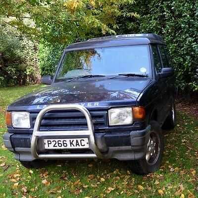 Land Rover Discovery 1 300TDi / V8 Bull Nudge Bar A-bar (ONLY)