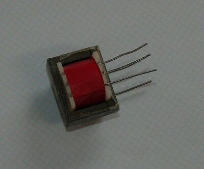 MINI MINIATURE AUDIO TRANSFORMER 20x16x15MM