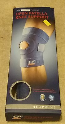 """LP 758 advanced open patella knee support  one size13.5"""" - 16.5"""""""