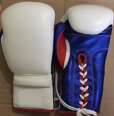 New Customized Boxing gloves,Right your name on Gloves, Put any logo, no winning