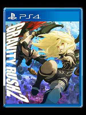 NEW PlayStation 4 PS4 Gravity Rush 2 II (HK English/ Chinese Version)