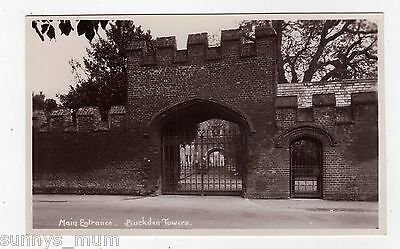 Huntingdonshire, Buckden Towers, Main Entrance, Rp