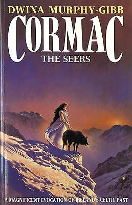 Dwina Murphy-Gibb (Robin Gibb / Bee Gees) - Cormac - The Seers (1st Edition)