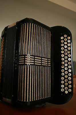 Accordeon HOHNER MUSETTE 2 années 40