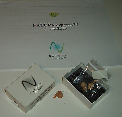 New In Box SONIC Innovations NATURA express Digital - Canal - Hearing Aid