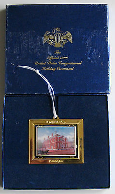 United States Congressional Holiday Ornament 1999 Congress Hall