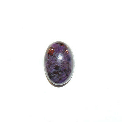 Sugilite Cabochon 13x9mm with 5mm dome (11663)