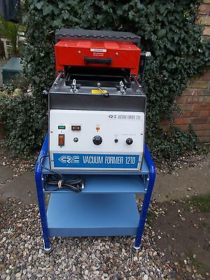 Clarke Vacuum Former 1210 vacuum forming machine With Stand Excellant Condition
