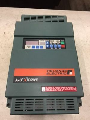 Reliance Gp-2000 Vfd Drive, 1Hp, 460V. Free Shipping