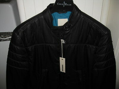 Diesel Wachmed Polyester Puffy/puffer Jacket Mens L