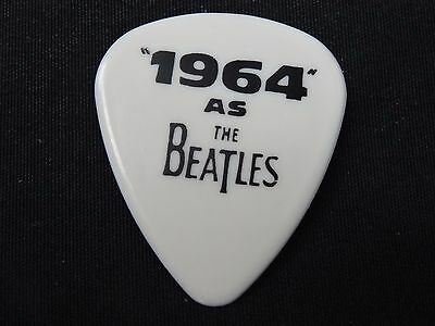 The Beatles (Promo) Concert Tour Guitar Pick (80S Pop Hard Rock Heavy Metal Band
