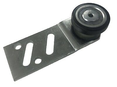 Rear Door Runner Bearing Wheel Hanger For Hot Cupboard Door Straight Nylon Type