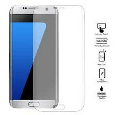 NEWFul Curved 3D Tempered Glass Screen Protector 4 Samsung Galaxy S7 Edge Clear