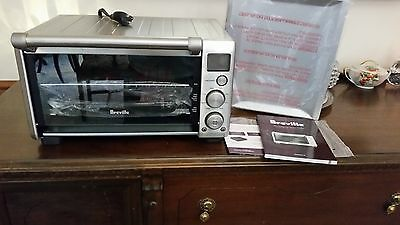 Breville BOV650XL the Compact Smart Oven Stainless Steel Never Used