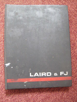 Laird & FJ British Leyland Workshop Manual Truck and Bus Division