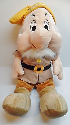 Walt Disney Store Snow White And The Seven Dwarves 25 Inch Giant Plush Sneezy