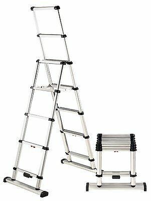 Telesteps 10ES OSHA 10ft Professional Telescoping Ladder ~ RVs-Home-Jobsite