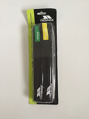 Trespass Nightsticks Ideal For Camping Backpacking & Diving Safe Emergency Light