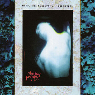SKINNY PUPPY Mind: The Perpetual Intercours Album Cover Art Print Poster 12 x 12