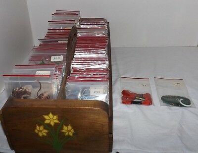 (Box of 190) Packages of Assorted DMC Cotton Needlework Floss Thread (FRANCE)