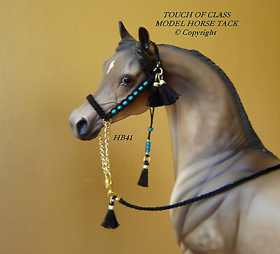 MODEL HORSE ARABIAN HALTER LSQ Made to fit Breyer and Peter Stone Models HB41