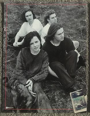 THE CRANBERRIES - 1996 full page magazine poster