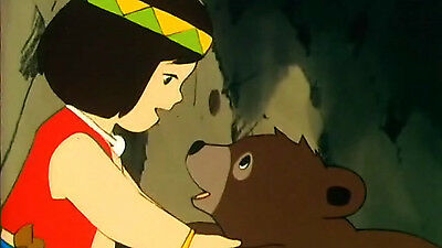 35mm JACKY ORSO NIPPON ANIME MOVIE/PELLICOLA/FILM SPANISH くまの子ジャッキー 劇場版 アニメ 日本