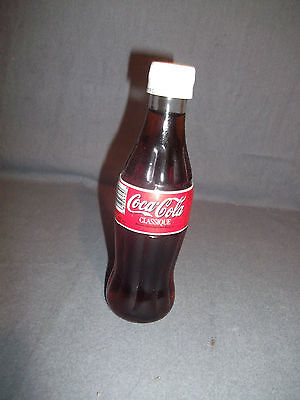 Coke Coca Cola Bottle Unopened 237ml 1998 Twist off Cap