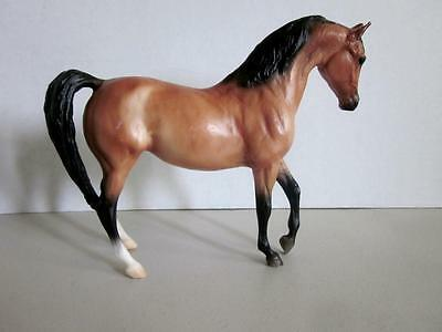 BREYER CLASSIC New Arrival at the Barn Buckskin Mare Only 755406