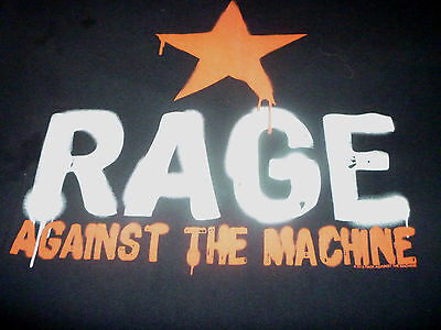 Rage Against The Machine Shirt ( Used Size L Missing Tag  ) Good Condition!!!