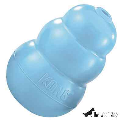 KONG Puppy Toy Dogs Tough Rubber Chew Stuffing Toy Various Sizes