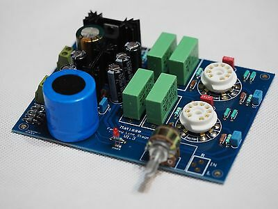 Tube stereo preamplifier massive soundstage musical matisse fantasy assembled !