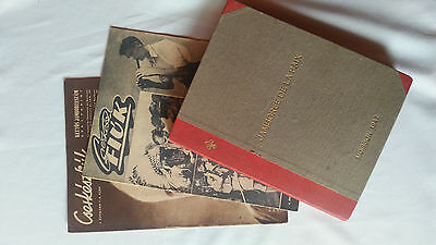 Boy Scout World Jamboree 1947 Amateur photo album and two newspapers !