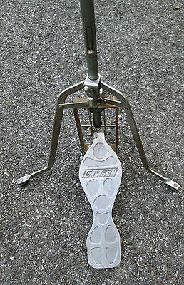 VINTAGE Gretsch Drum Company USA DIRECT PULL Hi Hat Stand ! NICE PLAYER PIECE!
