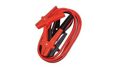 Silverline Jump Leads, 600 A Max 3.6 m, Emergency Car Battery Breakdown Cable
