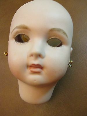 """5"""" Vintage Reproduction Doll Head shell Unbranded"""
