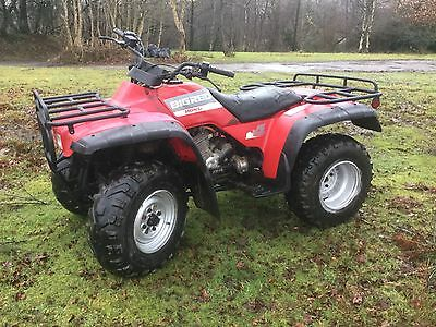 Honda Fourtrax 300 4x4 quad bike like Yamaha,Kawasaki,Suzuki