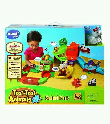 VTech Baby Toot-Toot Animals Safari Park