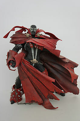 """12"""" Deluxe Spawn Figure, Cover Issue 95: McFarlane RARE"""