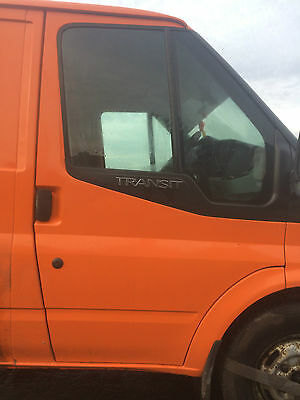Ford Transit Mk7 2008 Drivers Side Front Door