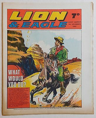 LION and EAGLE Comic - 6th December 1969