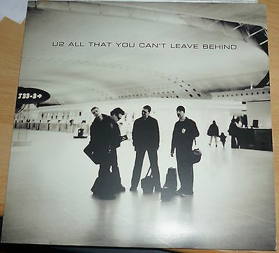 U2 ALL THAT YOU CAN'T LEAVE BEHIND  - vinile-