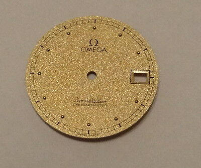 Vintage Omega Constellation Chronometer Watch Dial (watch parts)