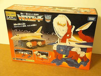 TRANSFORMERS G1 ENCORE SPECIAL REISSUE AUTOBOT SKY LINX by TAKARA TOMY, MISB!!!