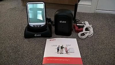 Eon  Black Energy Electricity Saving Monitor - BARGAIN