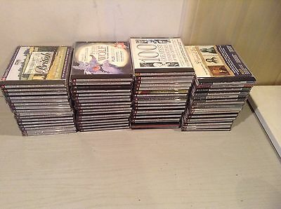 Joblot Of Classical Cd's (approx 67)