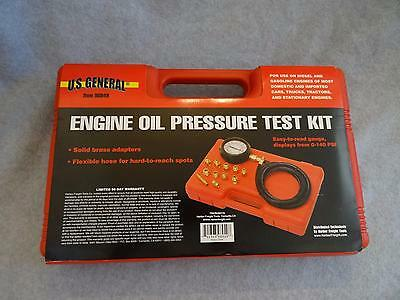 U.s. General Engine Oil Pressure Tester 98949 *excellent Condition*