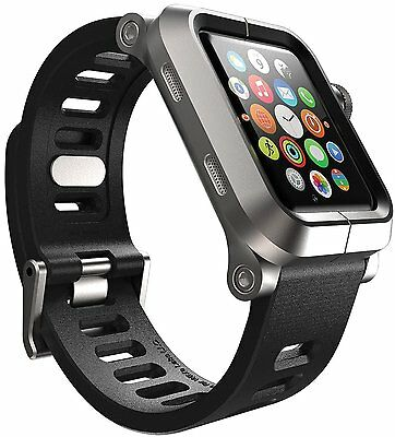 LUNATIK EPIK Aluminum Case and Band for Apple Watch 42mm EPIK-008